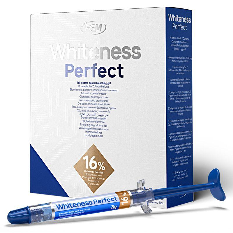 Whiteness Perfect